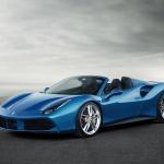 New Ferrari488Spider