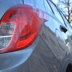 Mokka rear light