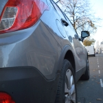 Mokka rear quarter close up