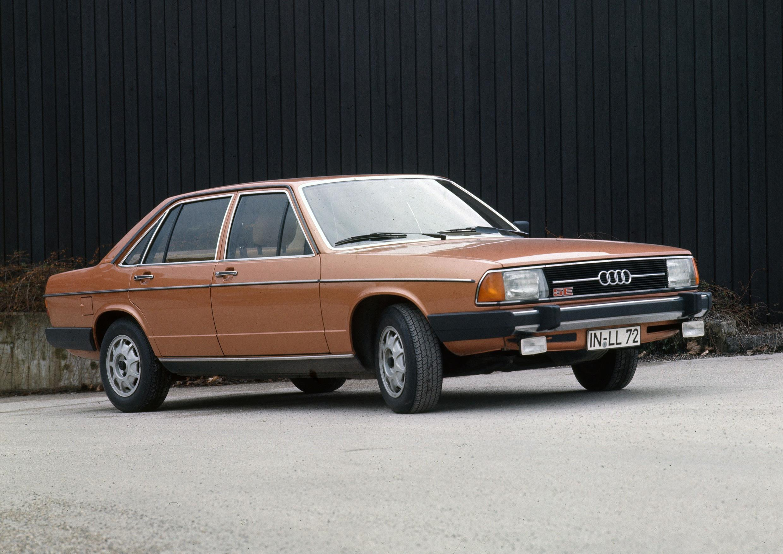 Audi 100 1976