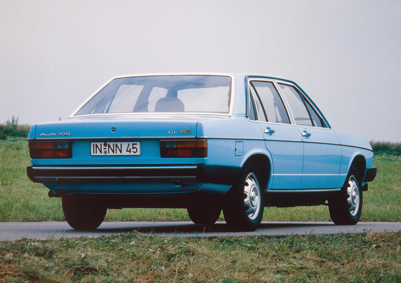 Audi 100 Dev