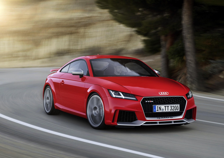 Audi TT RS 400PS