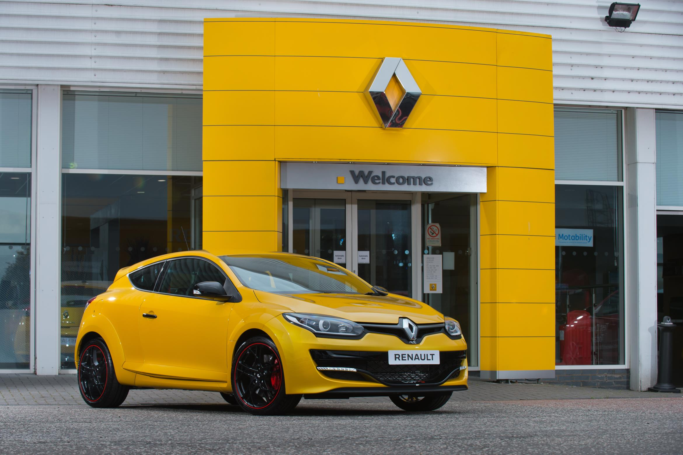 last ever renault sport megane webloganycar. Black Bedroom Furniture Sets. Home Design Ideas