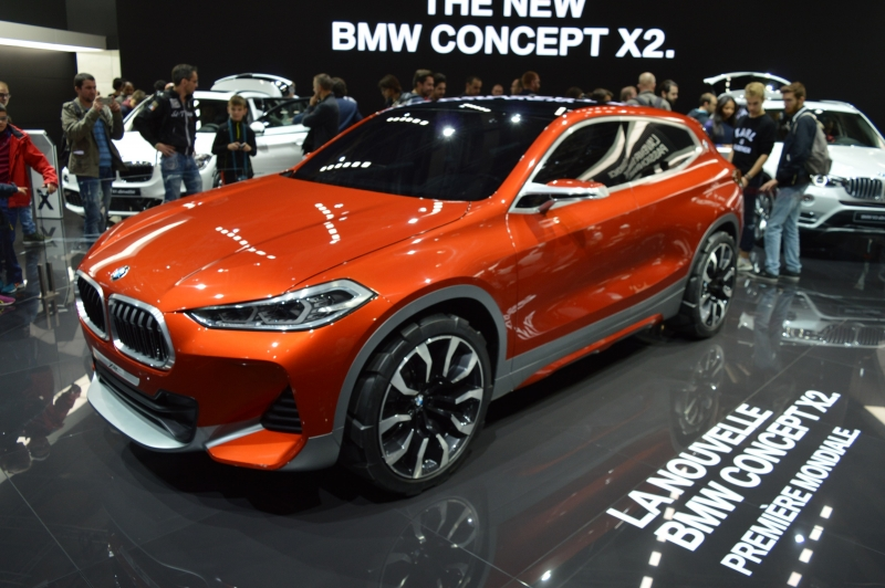 bmw s x2 concept brings a new dimension to joy webloganycar. Black Bedroom Furniture Sets. Home Design Ideas