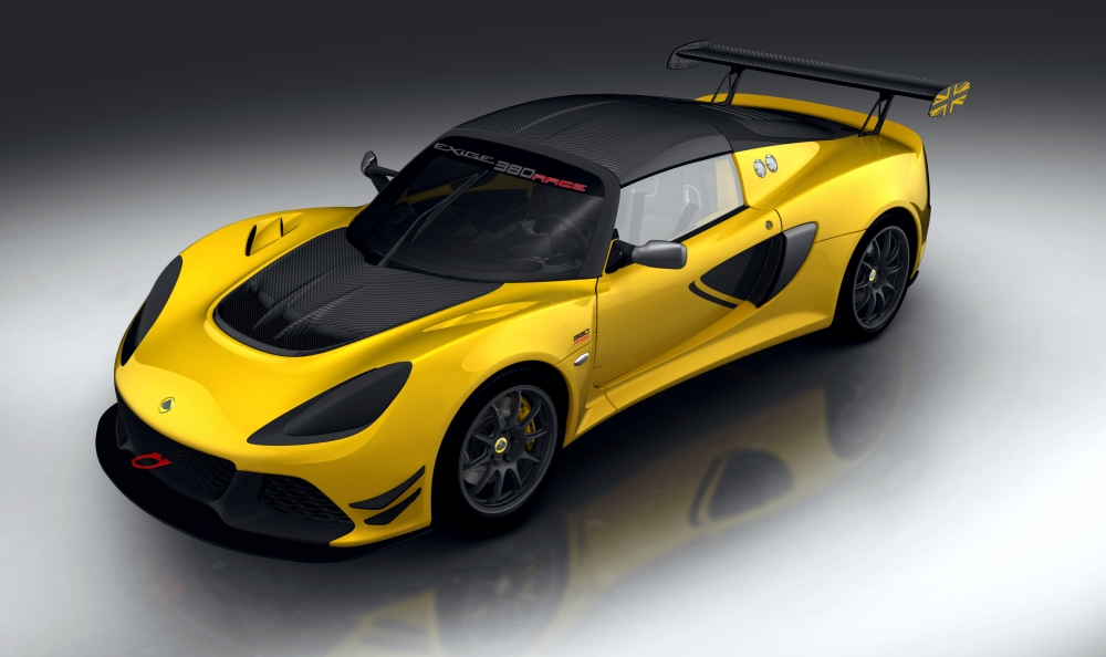 lotus exige race 380 webloganycar. Black Bedroom Furniture Sets. Home Design Ideas
