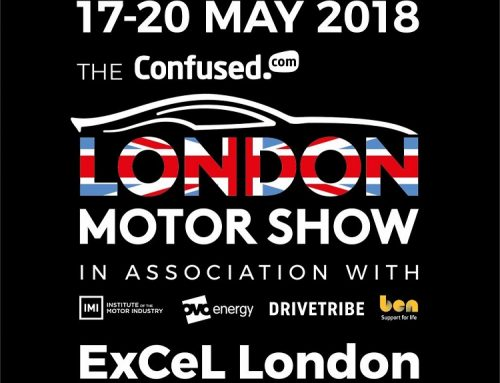 LAST DAY OF THE LONDON MOTOR SHOW 2018.