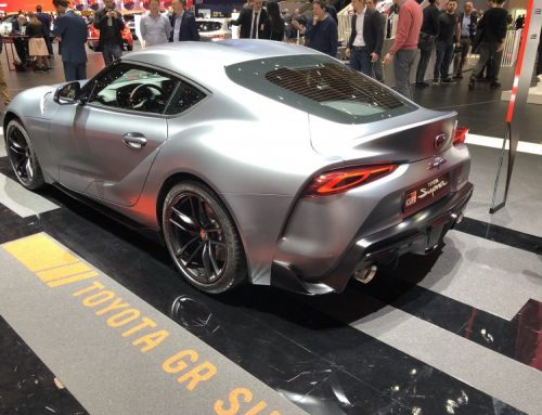 THE NEW TOYOTA GR SUPRA AT THE GENEVA INTERNATIONAL MOTOR SHOW 2019. Short blog review.