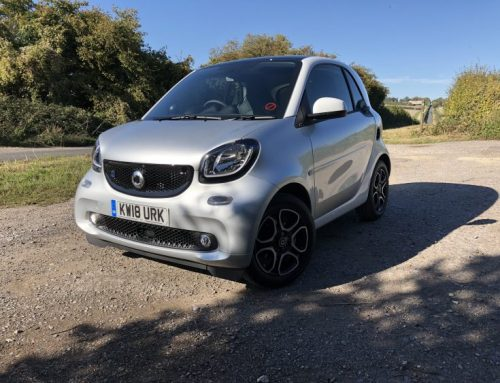 SMART FORTWO EQ 2018. Short blog review.