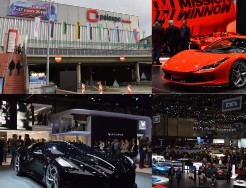 THE GENEVA INTERNATIONAL MOTOR SHOW 2019. Motor show blog.