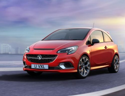 VAUXHALL ANNOUNCES CORSA GSI ENGINE. New car news.