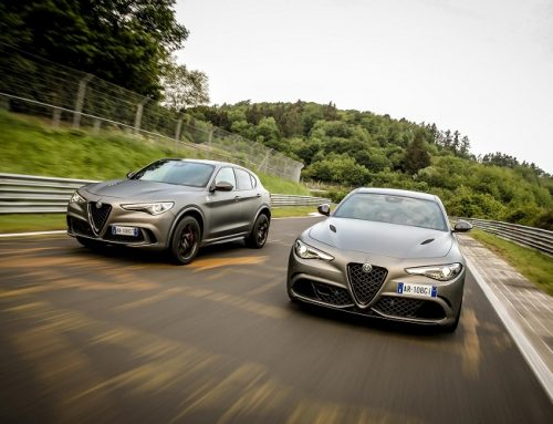 NEW NRING LIMITED EDITION ALFA ROMEO STELVIO QUADRIFOGLIO AND GIULIA QUADRIFOGLIO. New car news.