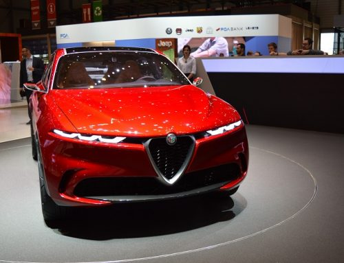 ALFA ROMEO TONALE CONCEPT CAR. GENEVA INTERNATIONAL MOTOR SHOW 2019. New car news.