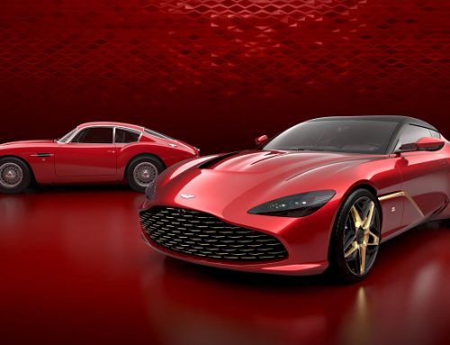 ASTON MARTIN DBS GT ZAGATO. New car news.