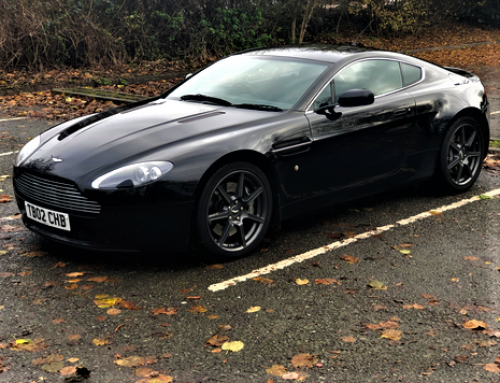 ASTON MARTIN V8 VANTAGE UP FOR SALE. Car news