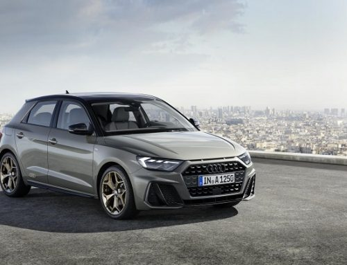 NEW AUDI A1 SPORTBACK. New car news