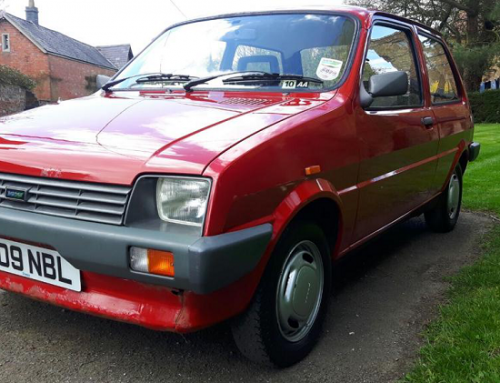AUSTIN METRO CITY X FOR SALE. Car news.
