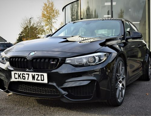 BMW M3 WITH THE COMPETITION PACK FOR SALE. Car news.