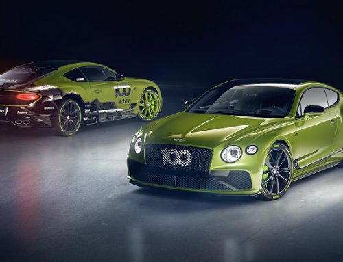 BENTLEY'S NEW LIMITED EDITION CONTINENTAL GT. New car news.
