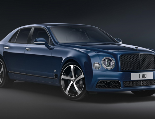 NEW BENTLEY MULSANNE 6.75 EDITION BY MULLINER. New car news.