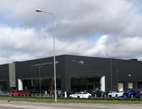 THE NEW GRANGE JAGUAR LAND ROVER SWINDON DEALERSHIP. New car news blog.
