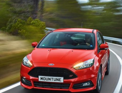 NEW POWER UPGRADE FOR THE FORD FOCUS ST DIESEL BY MOUNTUNE. Car news.