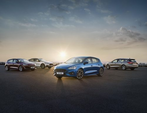 THE ALL NEW FORD FOCUS. New car news blog.