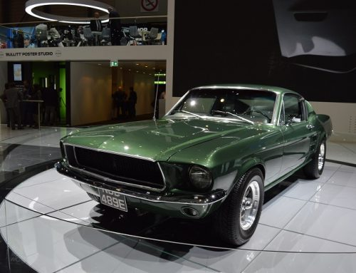 "FACTS ABOUT THE 1968 FORD ""BULLITT"" MUSTANG.  Car blog."