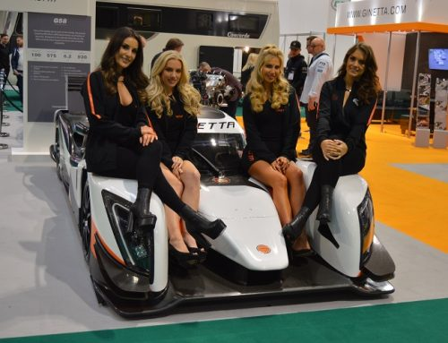 LOOKING BACK ON THE AUTOSPORT INTERNATIONAL SHOW 2018.