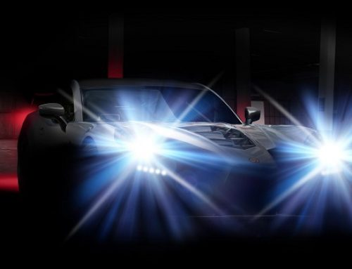 NEW GINETTA SUPERCAR ON ITS WAY. New car news.