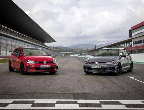 THE NEW GOLF GTI TCR. New car news.