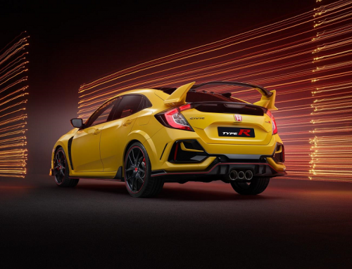HONDA CIVIC TYPE R LIMITED EDITION ALL SOLD OUT! New car news.