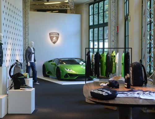 LAMBORGHINI SPRING AND SUMMER 2020 MENSWEAR COLLECTION.
