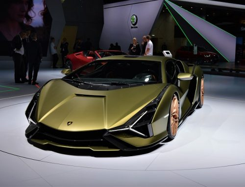 LAMBORGHINI SIAN SHORT VIDEO AT THE FRANKFURT AUTO SHOW 2019.
