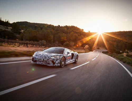 "PICTURES OF THE NEW ""RULE-BREAKING"" MCLAREN GRAND TOURER. New car news blog."