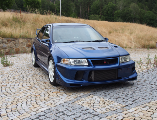 MITSUBISHI LANCER EVO VI TOMMI MAKINEN EDITION FOR SALE. Car news.