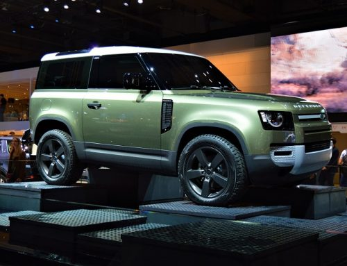 VIDEO WALK AROUND THE NEW LAND ROVER DEFENDER.