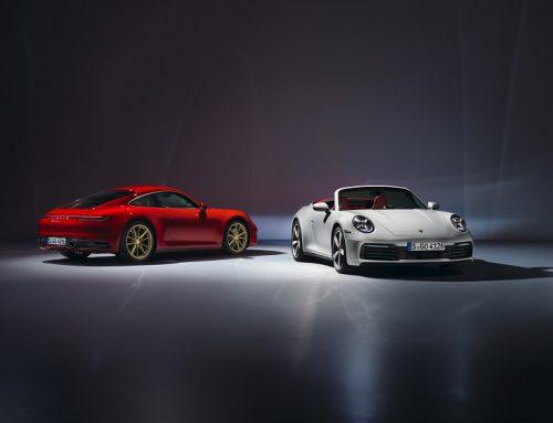 NEW PORSCHE 911 CARRERA. New car news.