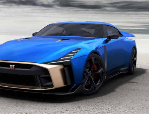 NISSAN GT-R50 WILL BE MADE. New car news