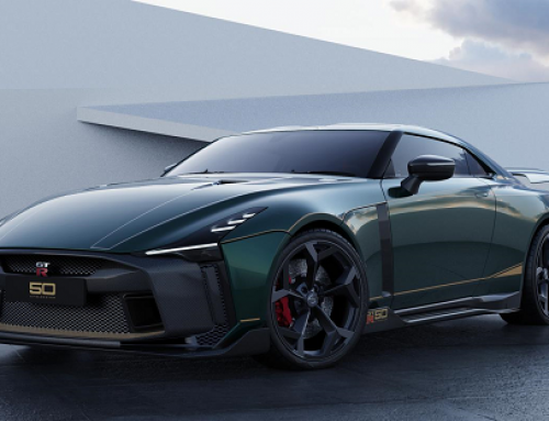 NISSAN GT-R50 BY ITALDESIGN. New car news.