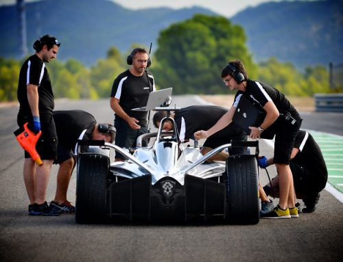 NISSAN TO MAKE DEBUT IN FORMULA E.