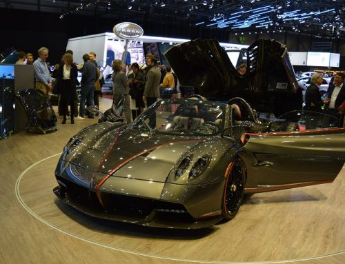 PAGANI HUAYRA ROADSTER Pictures. GENEVA INTERNATIONAL MOTOR SHOW 2018. Motorshow blog.
