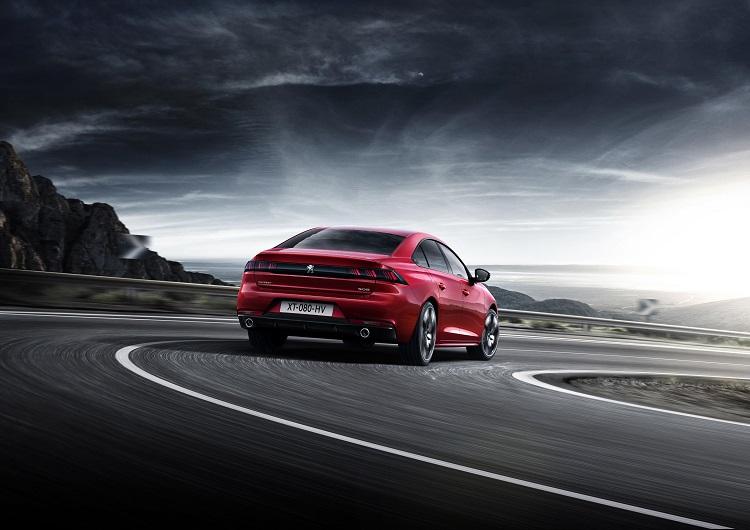 THE NEW PEUGEOT 508. New car news blog. – Webloganycar