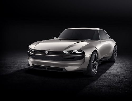 PEUGEOT e-LEGEND CONCEPT CAR. New car news.