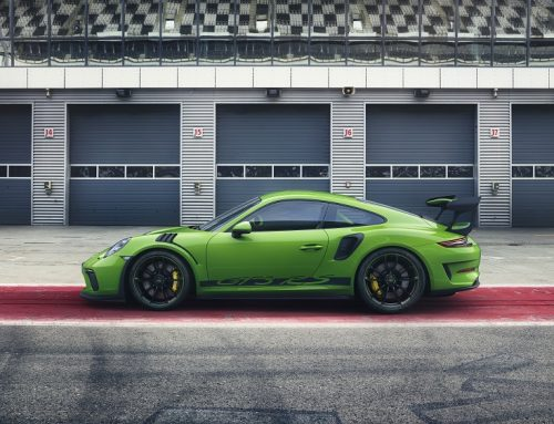 NEW PORSCHE 911 GT3 RS. New car news blog.