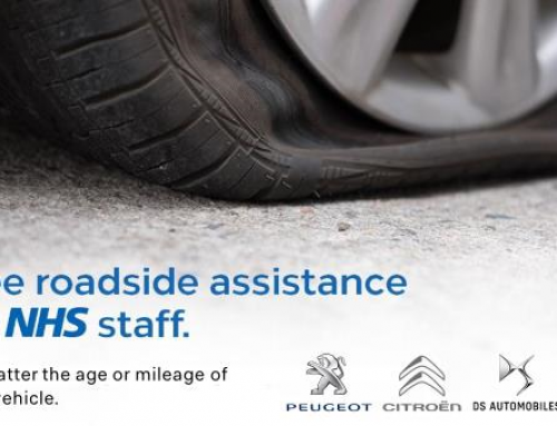 ROADSIDE ASSISTANCE EXTENDED FOR NHS STAFF THAT DRIVE A PEUGEOT, CITROEN, DS OR VAUXHALL. Car news.