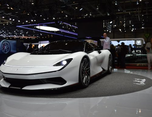 NEW PININFARINA BATTISTA ARRIVES IN THE U.K. New car news.