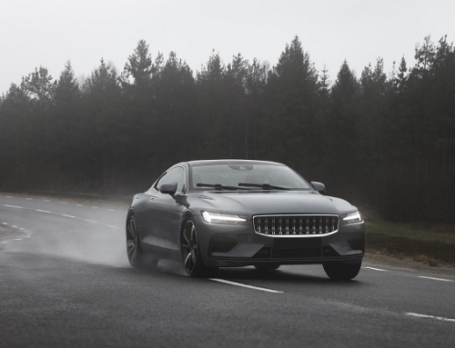 NEW POLESTAR 1 PROTOTYPE TESTING. New car news.