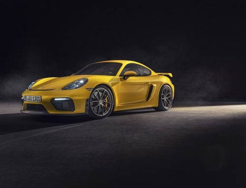NEW PORSCHE 718 SPYDER AND 718 CAYMAN GT4. New car news.
