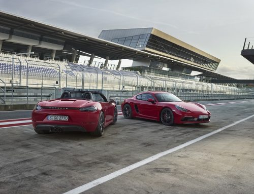 NEW PORSCHE 718 GTS MODELS LAUNCHED. New car news blog.
