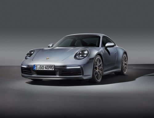 NEW PORSCHE 911 (992).New car news.